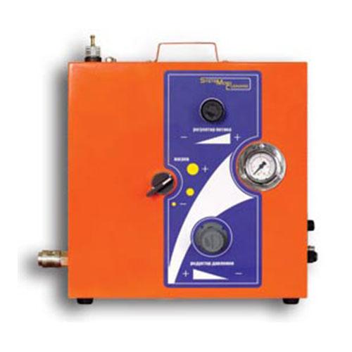 Генератор дыма для поиска мест утечек воздуха в различных системах автомобиля