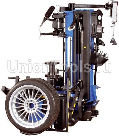 Автоматический шиномонтажный станок для демонтажа низкопрофильных шин Monty Quadriga 1