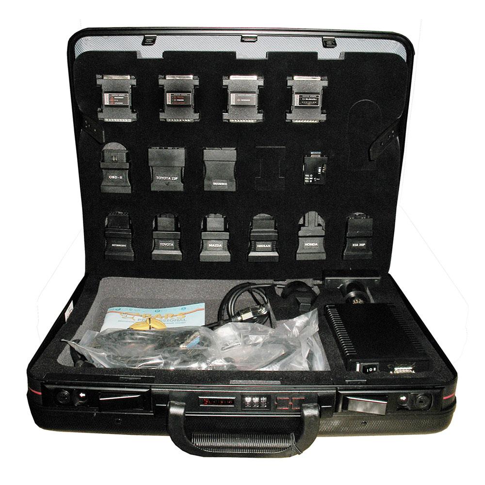 Мультимарочный сканер на базе ПК