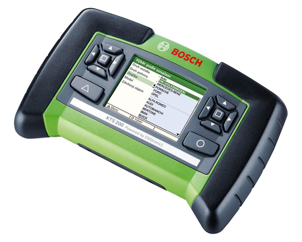 Портативный мультимарочный сканер от компании Robert Bosch GmbH