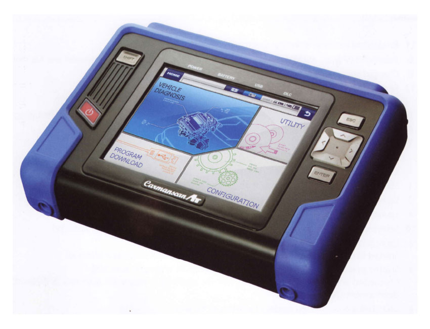 Аппаратный мультимарочный сканер
