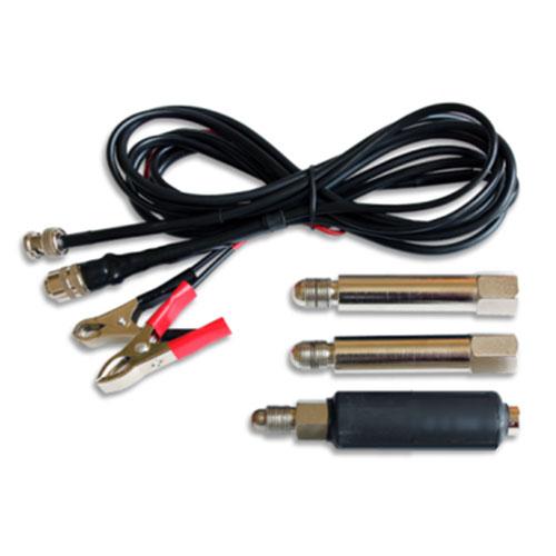 Датчик  для контроля состояния механической части автомобильных двигателей с искровым зажиганием