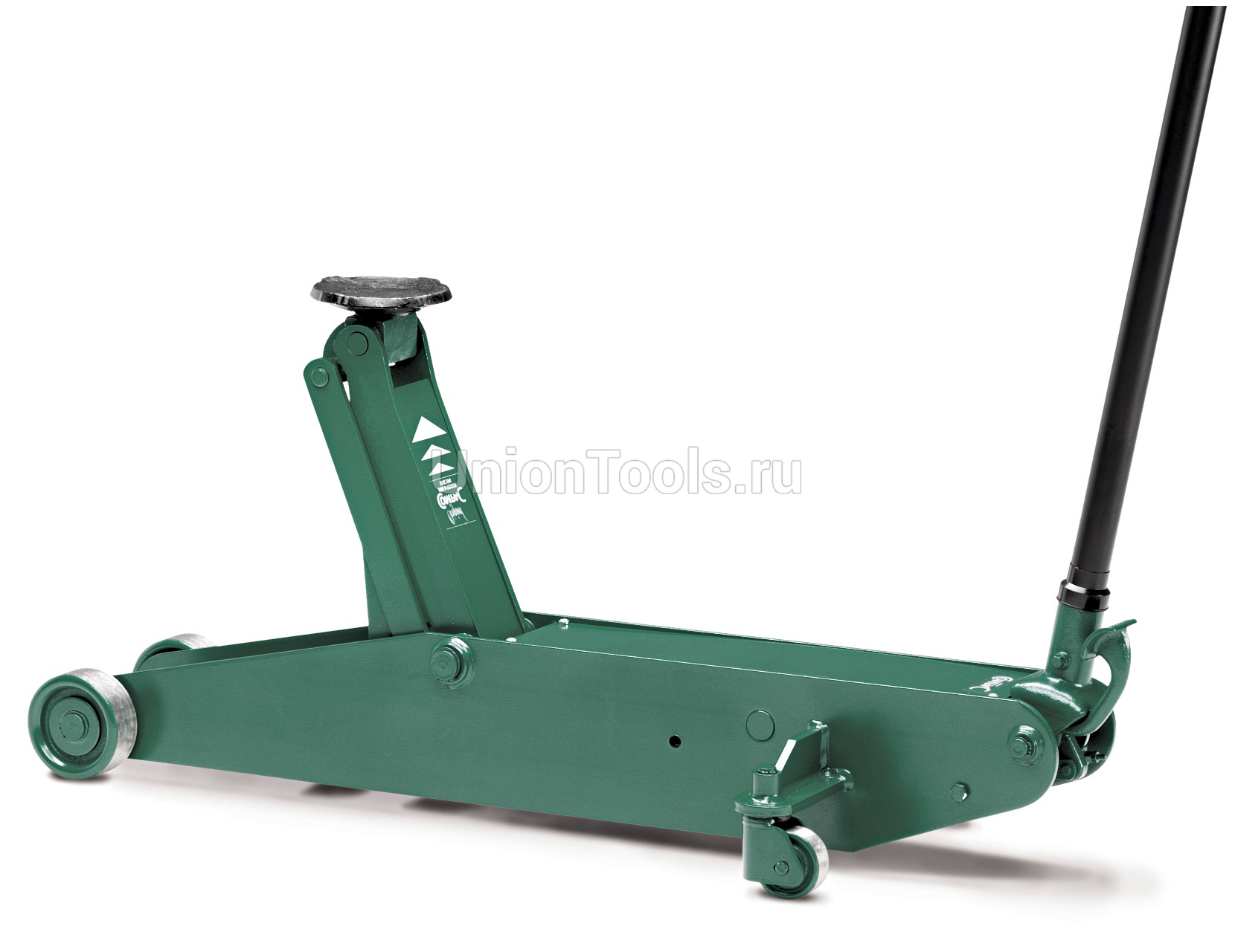 Домкрат подкатной гидравлический, г/п 5000 кг.