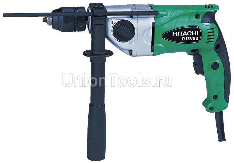 Дрель 790Вт, 3000 об/мин, б/з патрон 13 мм