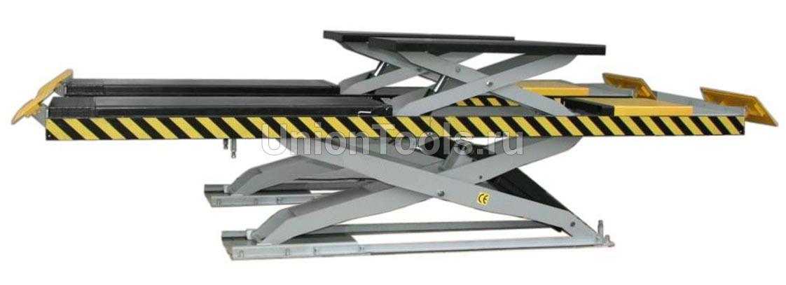 HG-4.5TL5.0SW – электрогидравлический ножничный подъемник