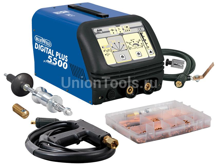 Электронный сварочный аппарат точечной сварки DIGITAL PLUS 5500