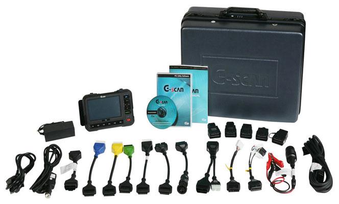 Аппаратный мультимарочный сканер G-Scan
