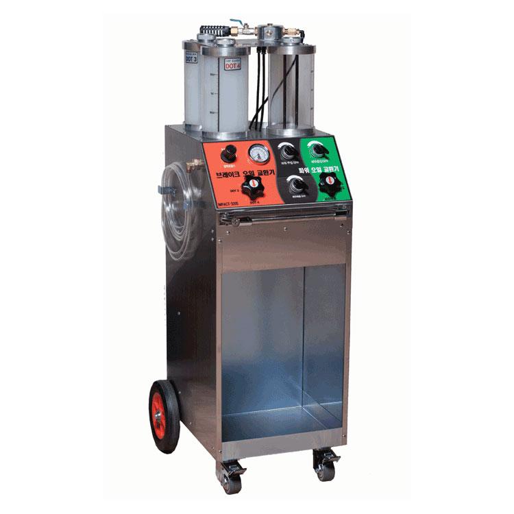 Установка для замены жидкостей тормозной системы авто и в гидроусилителе руля (ГУР)