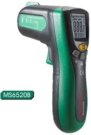 Дистанционный инфракрасный термометр MS6520B