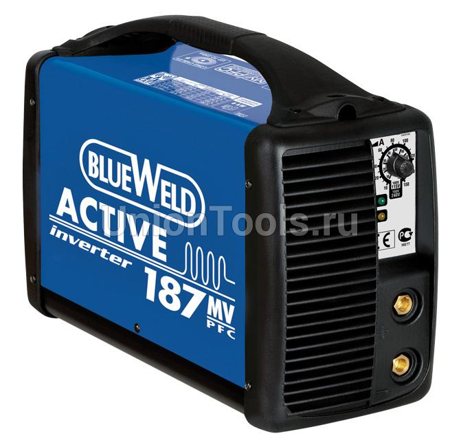 Инверторный сварочный аппарат Active 187 MV/PFC