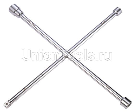 Ключ балонный крестообразный (24, 27, 32 мм).