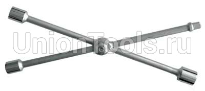 Ключ балонный крестообразный складной (17, 19, 21 мм)