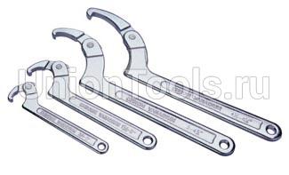 Ключ радиусный шарнирный для цилиндрического крепежа в ассортименте