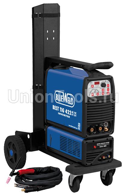 Компактный инверторный сварочный аппарат BEST TIG 422 AC/DC HF/Lift R.A.