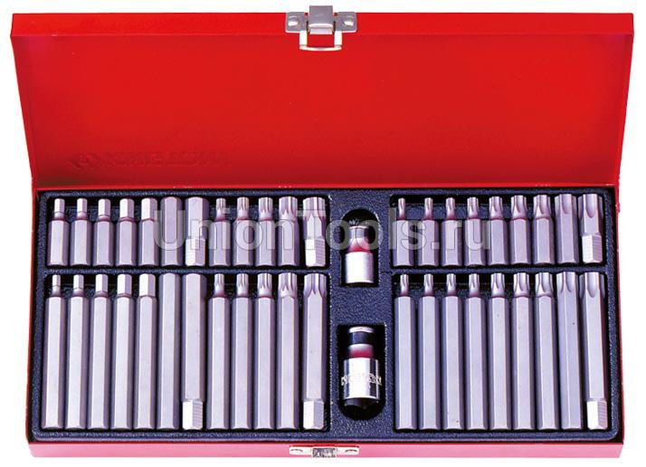 Комплект бит 10 мм. 44 предмета