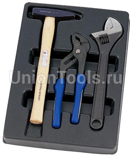 Комплект инструмента 3 предмета