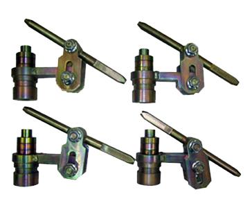 Комплект зажимов с изменяемой высотой для ОПС