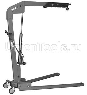Кран гидравлический складной FC-10A, г/п 1000 кг.