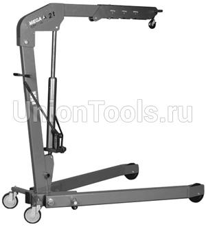 Кран гидравлический складной FC-20A, г/п 2000 кг