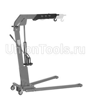Кран гидравлический складной FC-5A, грузоподъемность 500 кг
