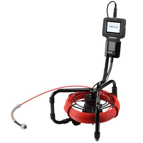 Профессиональный цифровой  видеоэндоскоп для просмотра глубоких полостей, труб, вентиляционных шахт и т.д.