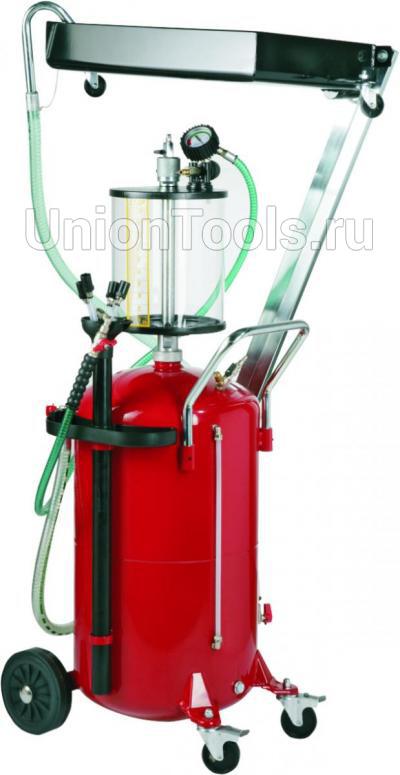 Мобильная установка для сбора отработанного масла