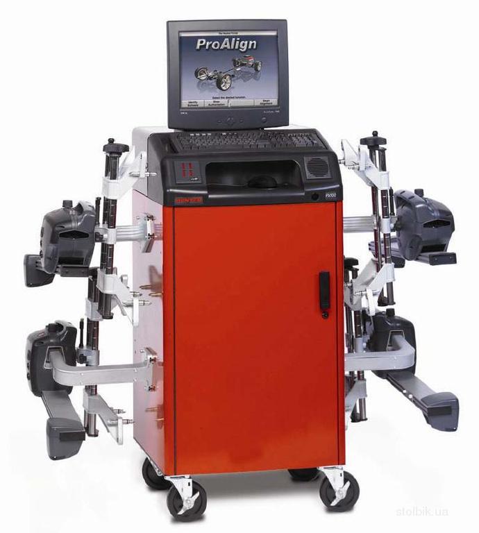 Мобильные лазерные стенды сход-развал AXIS 200 и AXIS 500