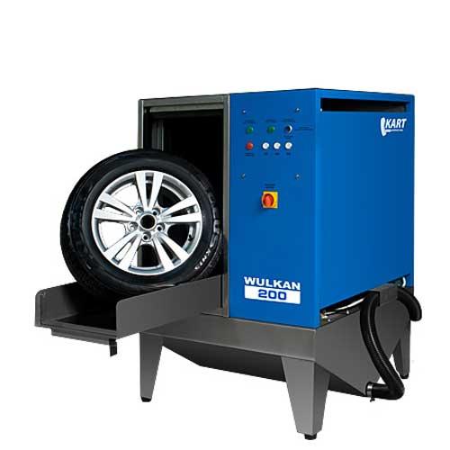 Мойка для колес Wulkan 200 автоматическая