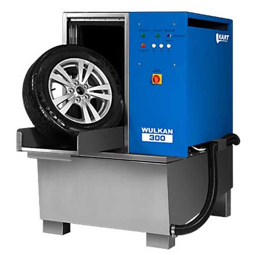 Мойка для колес Wulkan 300 автоматическая