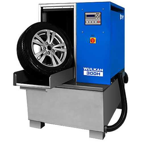 Мойка для колес Wulkan 300H