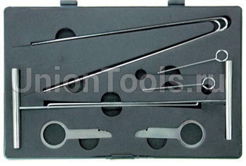 Набор для демонтажа и монтажа панелей приборов и медиа устройств MB