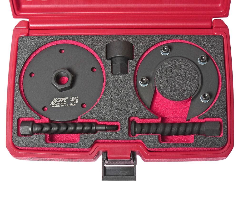 Набор для снятия и установки заднего шкива привода водяного насоса