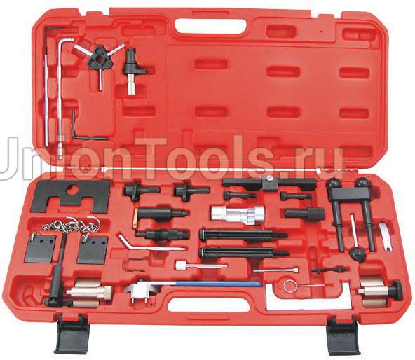 МАСТАК 103-21108C - Набор фиксаторов для ремонта двигателей VAG