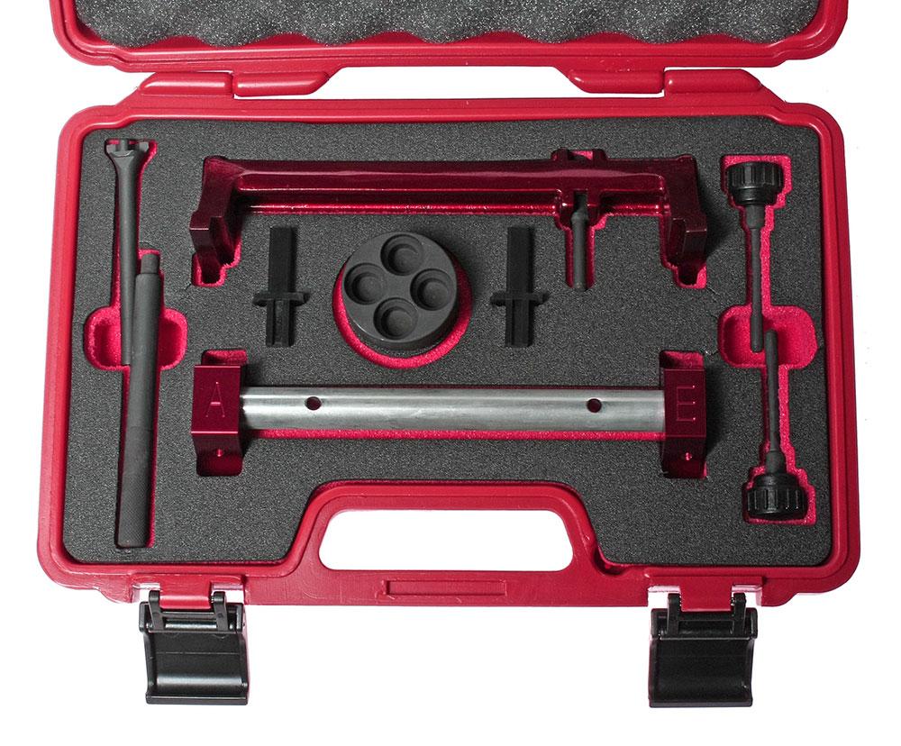 Набор фиксаторов для установки фаз ГРМ BMW S54 с системой VANOS.