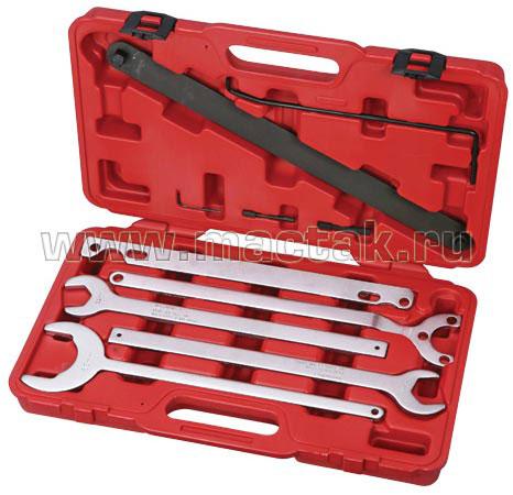 Набор ключей для термо- и вискомуфт MB, BMW, FORD.