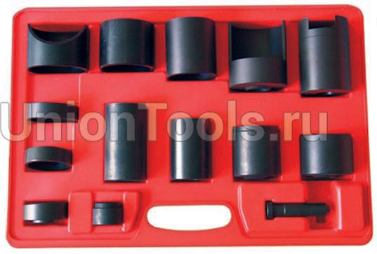 Набор оправок для монтажа и демонтажа элементов подвески