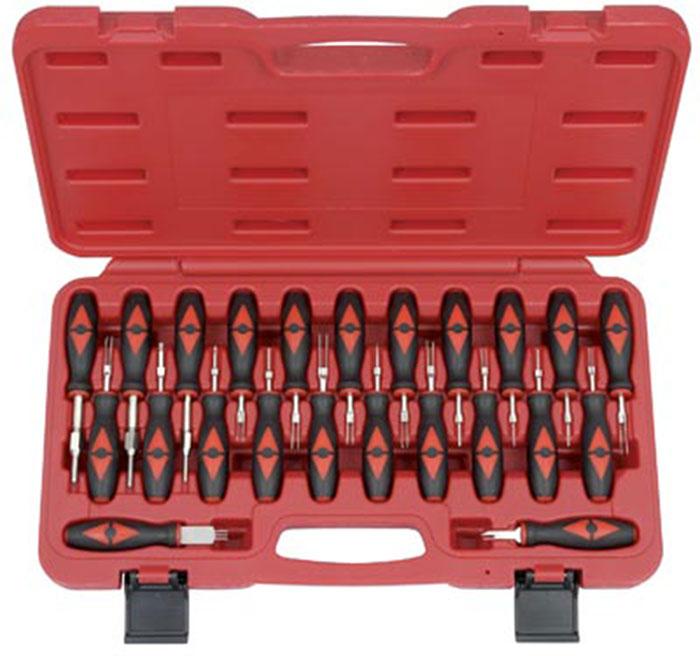 Набор приспособлений для разъединения электроконтактов 23пр.
