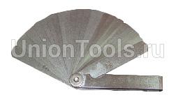 Набор щупов 0,04-1,00 мм. 25 шт
