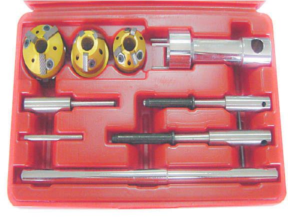 Набор зенкеров регулируемых для расточки седел клапанов