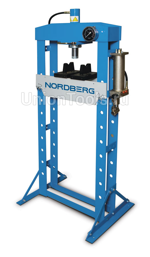 Напольный гидравлический пресс NORDBERG AUTOMOTIVE N3630