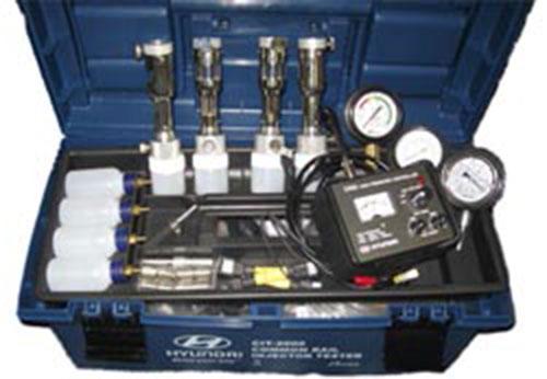 Расширенная версия набора CRDI-100 (NCT-1000) для диагностики систем Common rail