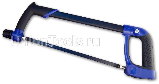 Ножовка по металлу с изменяемым углом полотна 300 мм