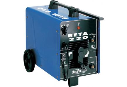 Однофазный передвижной сварочный трансформатор BETA 220