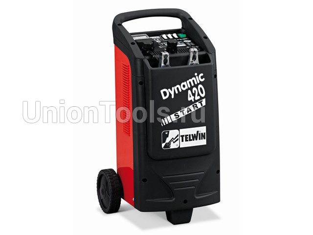 Однофазные профессиональные зарядные и пускозарядные устройства для автохозяйств MAJOR 420