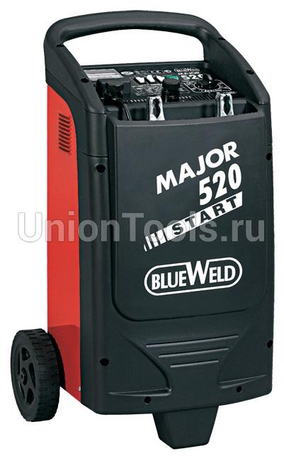MAJOR 520 - Однофазные профессиональные зарядные и пускозарядные устройства для автохозяйств