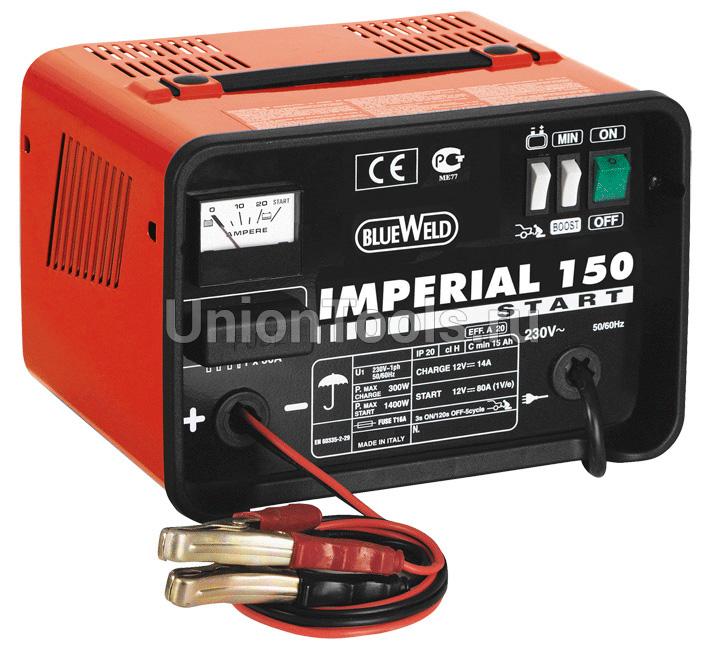 Однофазное переносное зарядное устройство IMPERIAL 150