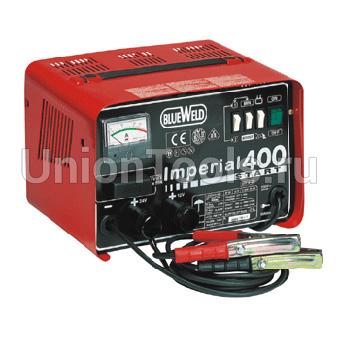 Однофазное переносное зарядное устройство IMPERIAL 400 START