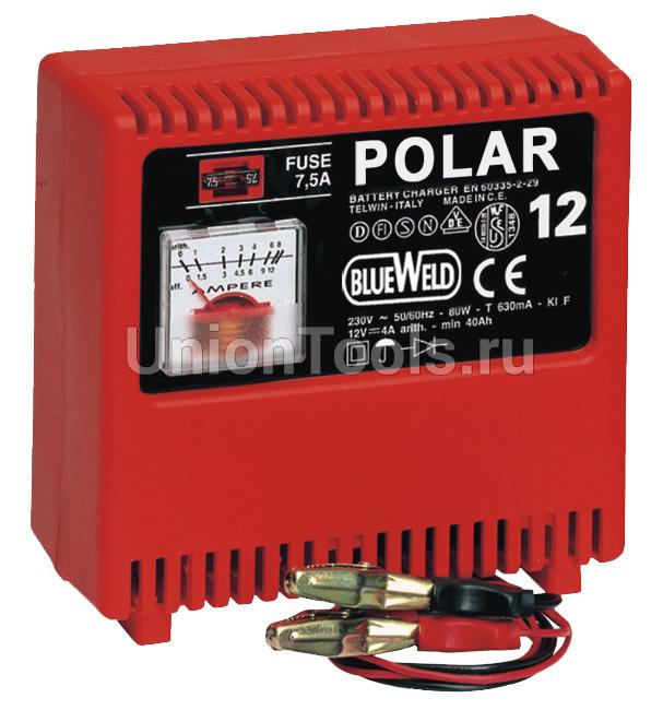 Однофазное переносное зарядное устройство POLAR 12