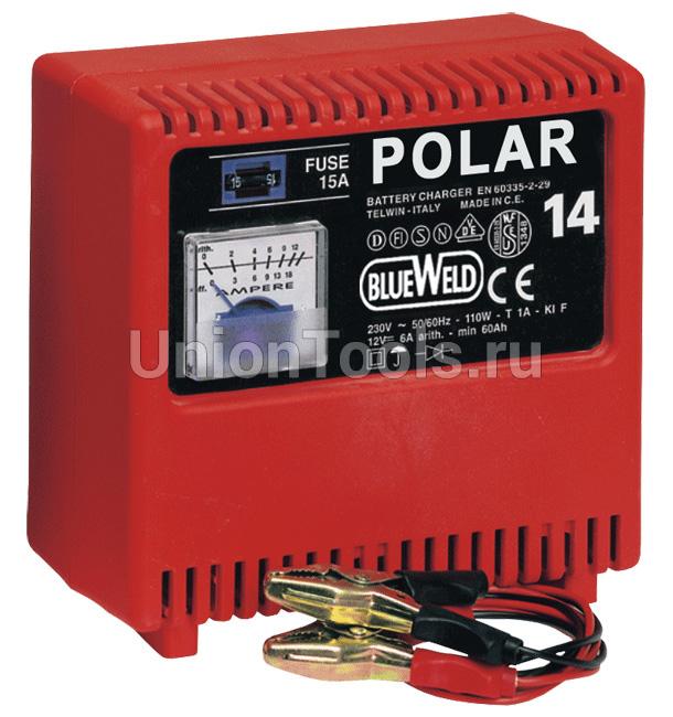 Однофазное переносное зарядное устройство POLAR 14