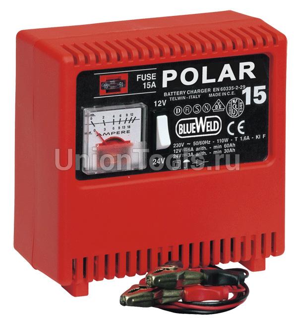 Однофазное переносное зарядное устройство POLAR 15